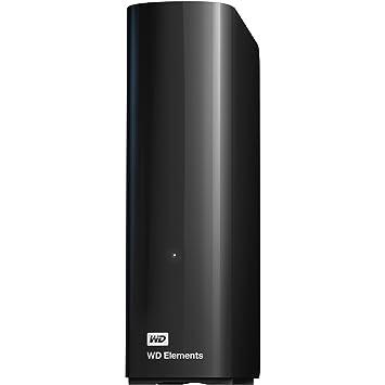 WD My Book 5TB External USB 3.0 Hard Drive - Black (WDBFJK0050HBK-NESN)