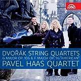 Pavel Haas Quartet Dvorak - String Quartets Op. 106 & 96