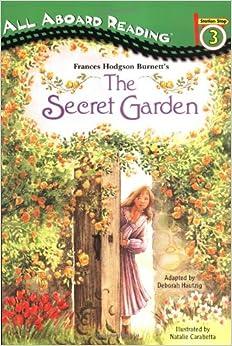 the secret garden penguin young readers level 3 9780448407364 deborah hautzig