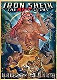 Iron Sheik - The Maim Event Wrestling - Uncut Director's Edition