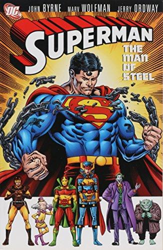 Superman The Man Of Steel TP Vol 05