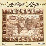 Antique Maps (Media Illustration)