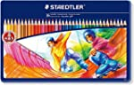 Staedtler Boite m�tal de 36 crayons d...