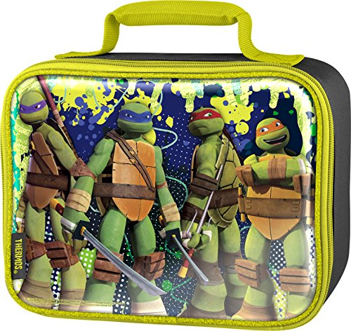 Teenage Mutant Ninja Turtles Thermos Soft Lunch Kit