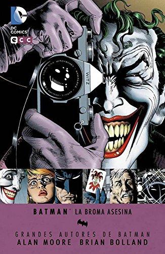 Grandes Autores de Batman: La broma asesina (6a edición)