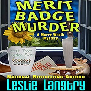 Merit Badge Murder Hörbuch