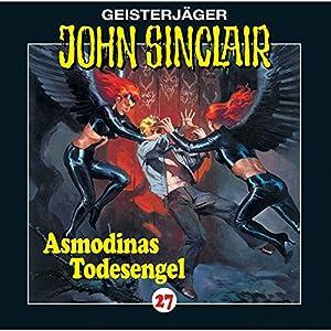 Asmodinas Todesengel (John Sinclair 27) Hörspiel