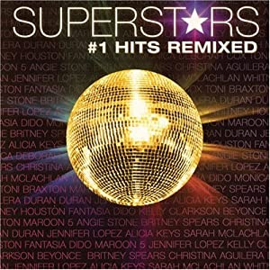 Various Artists - Superstars #1 Hits Remixed