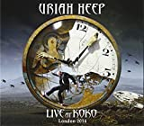 Live At Koko [CD/DVD Combo][Deluxe Edition] by Uriah Heep (2015)