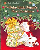 Poky Little Puppy's First Christmas (Little Golden Storybook)