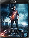 The Last Witch Hunter [Blu-ray] [2015]