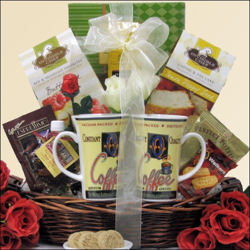 ... For Two: Gourmet Wedding Anniversary Gift Basket Coffee Gift