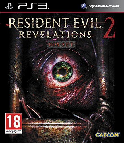 Resident Evil Revelations 2 (PS3) (UK IMPORT) (Resident Evil 2 Ps3 compare prices)