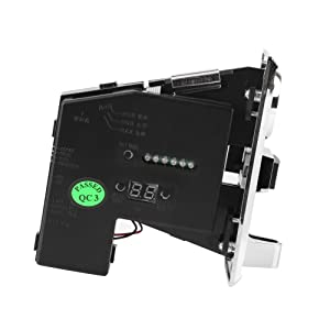 Walfront Multi Coin Acceptor Selector Slot for Arcade Game Mechanism