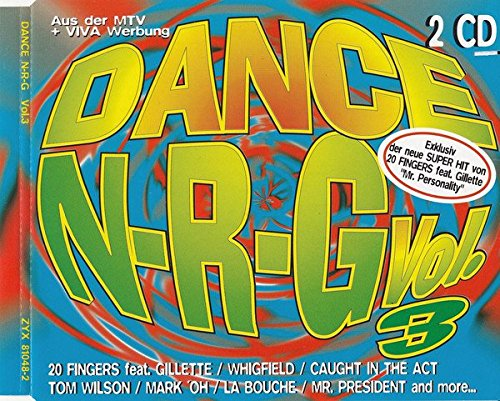Caught in the Act - Dance N-R-G Vol. 3 - Zortam Music
