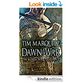 Dawn of War (Blood War Trilogy Book 1)