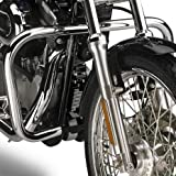 Crashbar Fehling Harley Davidson Sportster 883/1200 Custom/Nightster/Roadster/Forty Eight/Low/Iron silver