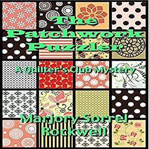 The Patchwork Puzzler Audiobook