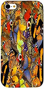 Timpax protective Armor Hard Bumper Back Case Cover. Multicolor printed on 3 Dimensional case with latest & finest graphic design art. Compatible with only Apple iPhone - 5C. Design No :TDZ-21185