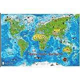 Meine bunte Weltkarte