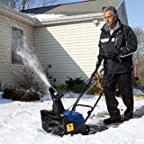 Lawn & Patio - Snow Joe SJ620 18-Inch 13.5-Amp Electric Snow Thrower