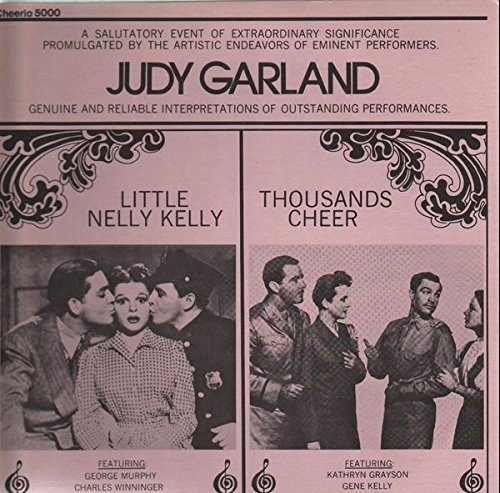little-nelly-kelly-thousands-cheer-vinyl-lp