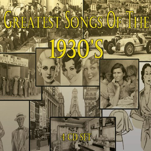 Bing Crosby - Greatest Songs Of The 1930