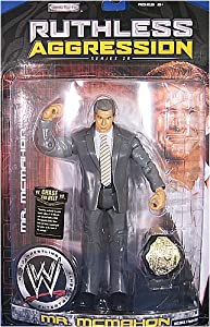 Mr. McMahon Action Figure
