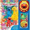 Sesame Street Music Player Storybook [With Music Player & 4 CDs]