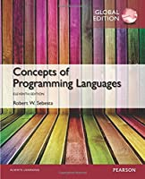 Concepts of Programming Languages Front Cover