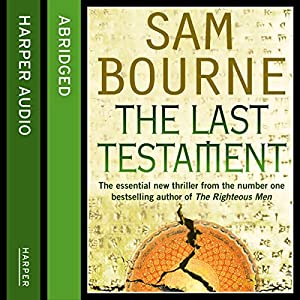 The Last Testament Audiobook
