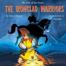 The Ironclad Warriors (The Fate of the Elves 1) Audiobook by Peter Gotthardt Narrated by Jed Odermatt