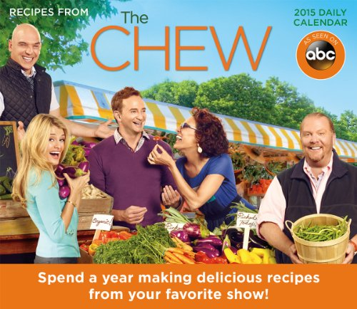 The Chew; Food. Life. Fun. 2015 Boxed Calendar