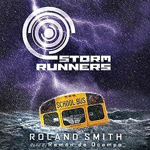 Storm Runners #1: Wind Audiobook