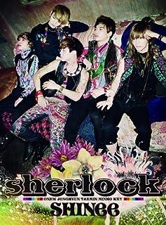 Sherlock [Japanese ver.](MEET&GREET応募券封入)(初回生産限定盤)(DVD付)
