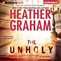 The Unholy: Krewe of Hunters Audiobook by Heather Graham Narrated by Luke Daniels