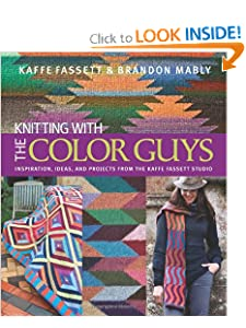 Inspiration, Ideas, and Projects from the Kaffe Fassett Studio - Kaffe Fassett,Brandon Mably