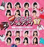 AKB48きせかえシールブック チームA
