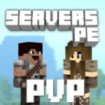 PvP Multiplayer for Minecraft PE with...