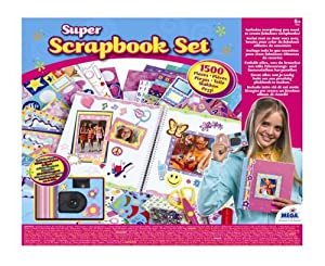 MegaBrands Super Scrapbook Set