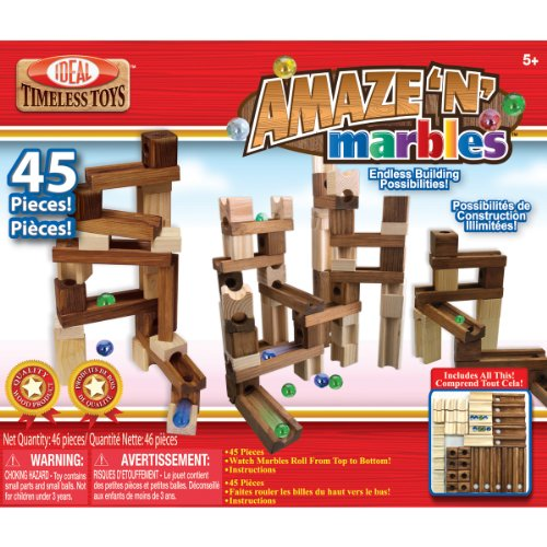 ideal-amaze-n-marbles-45-piece-classic-wood-construction-set