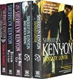 Sherrilyn Kenyon Sherrilyn Kenyon Collection 5 Books Set Pack RRP : £ 39.95 (Fantasy Lover, Bad Moon Rising, Devil May Cry, Dream Warrior, Sword of Darkness) (Sherrilyn Kenyon Collection)