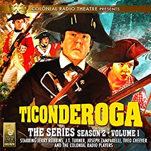 TICONDEROGA - The Series, Season 2, Vol. 1 Hörspiel