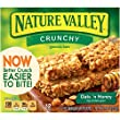Nature Valley Crunchy Granola Bars - Oats \'n Honey - 8.9 oz - 12 ct