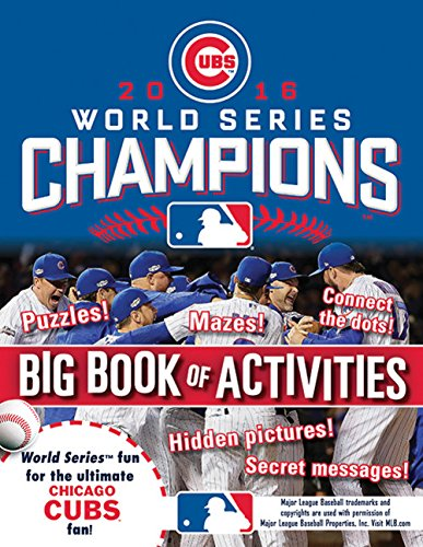 Chicago-Cubs-2016-World-Series-Champions-The-Big-Book-of-Activities-Hawks-Nest-Activity-Books