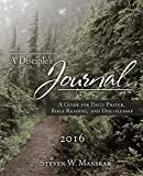 A Disciple's Journal 2016: A Guide for Daily Prayer, Bible Reading, and Discipleship
