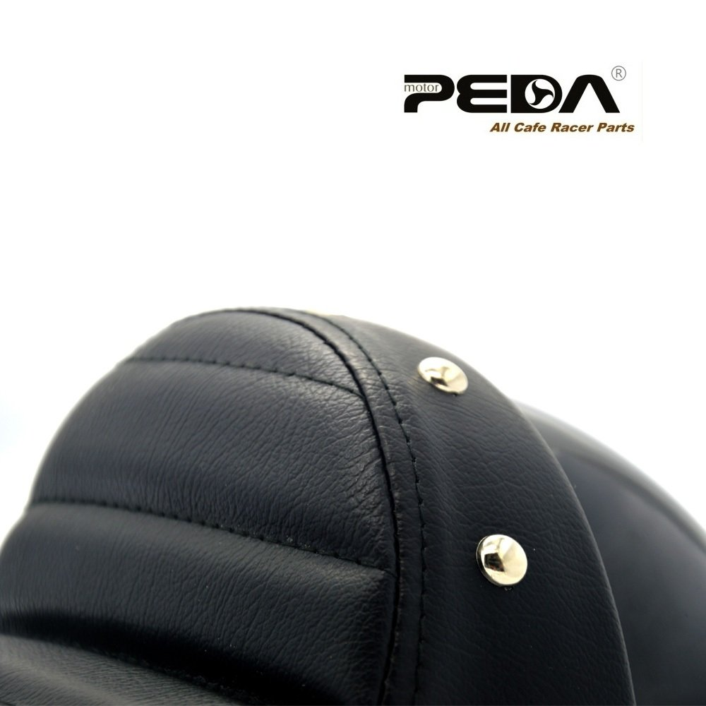 PEDA New Cafe Racer Stud Seat For Honda Gorilla Motorcycle Retro Hump Monkey Z Vintage 1