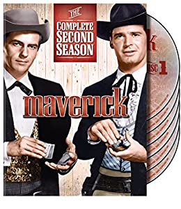 Maverick: The Complete Second Season (Black & White)