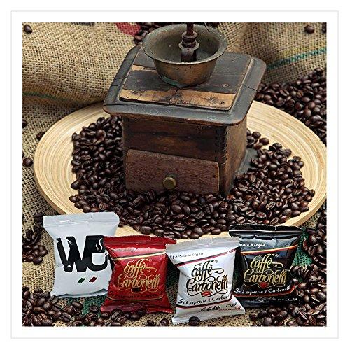 Buy 80 x Lavazza Point Espresso Compatible Capsules Classic, Ristretto, Arabica, We - Carbonelli