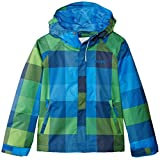 Columbia Little Boys' Fast and Curious Rain Jacket